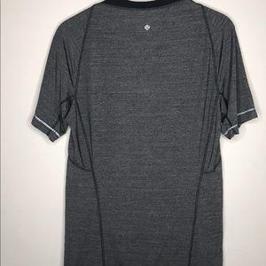 lululemon athletica Shirts - Lululemon Soft Athletic Reflective Tee